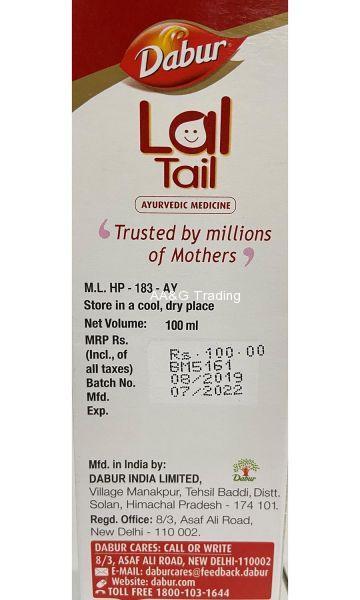 Dabur Lal Tail (100 ml)
