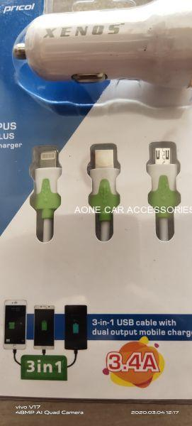Pricol Car Charger