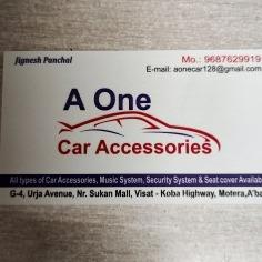 AONE CAR ACCESSORIES