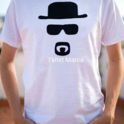Men face tshirt