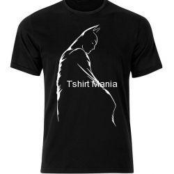 Men Black Tshirt