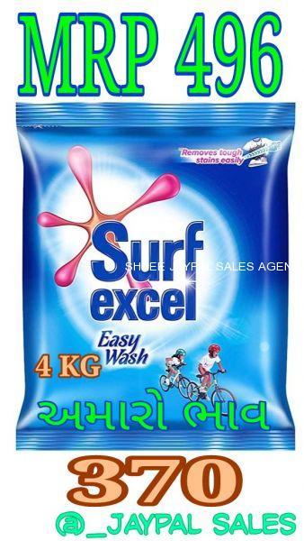 SURF EXCEL BLUE POWDER 4 KG