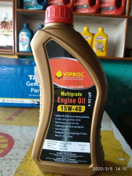 15W40 -CH4- Engine oil