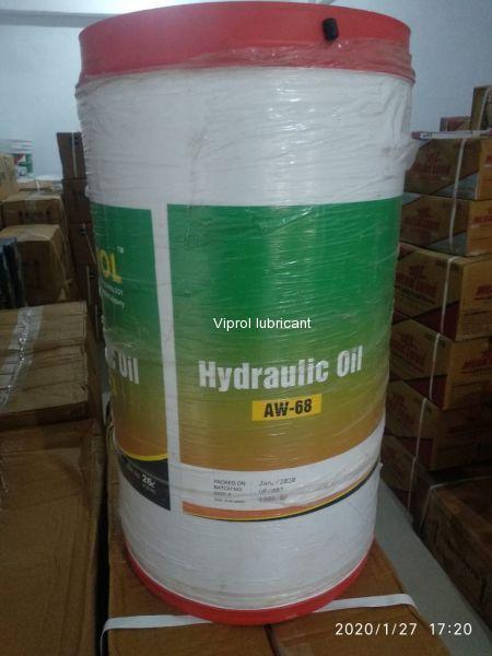 Hydraulic oil 68 no. 26 ltr