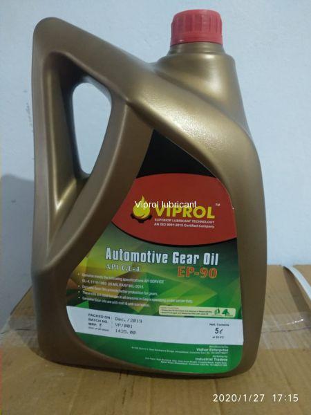 Viprol 90 no. Gear oil