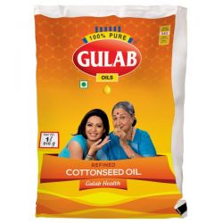 Gulab Cottonseed Oil 1 L