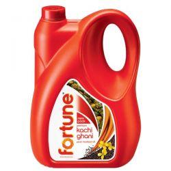 Fortune Kachi Ghani Mustard Oil 5 L