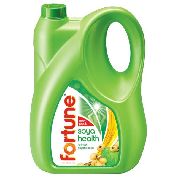Fortune Refined Soyabean Oil 5 L