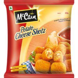 Cheese potato shotz