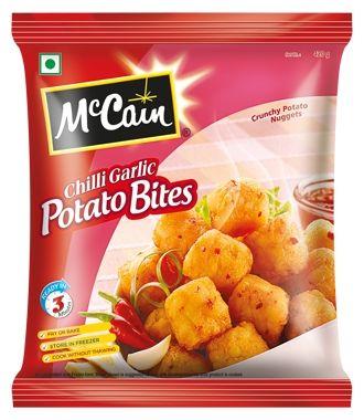 Chilli garlic potato 420 gm