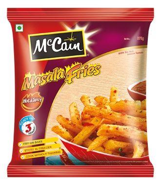 Masala fries 375 gm
