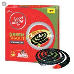 Good knight green Shakti coil