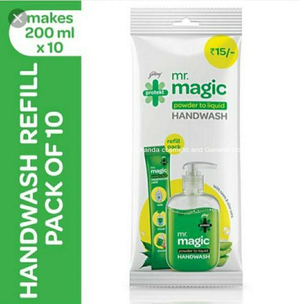Godrej Mr magic handwash refill 200 ml