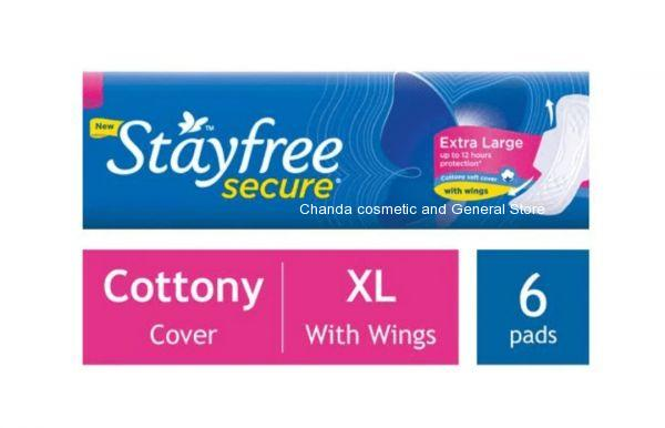 Stayfree extra long 6 pad