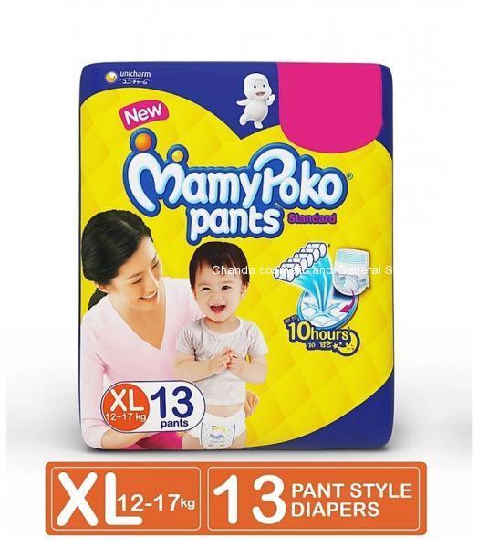 Mamypoko pants  standard diaper Xl13