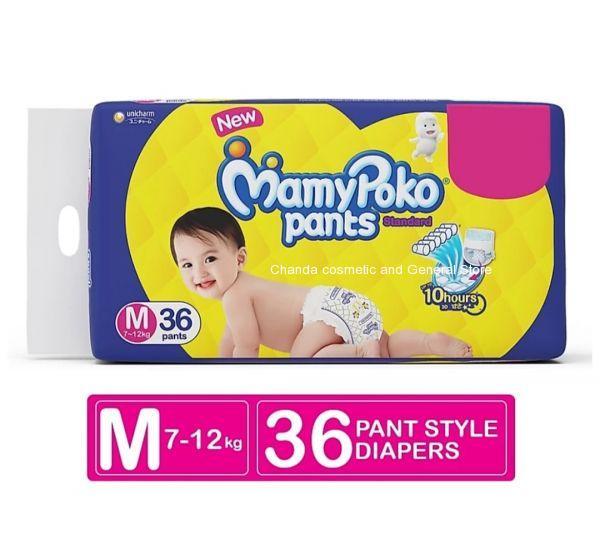 Mamypoko pants standard diaper M36
