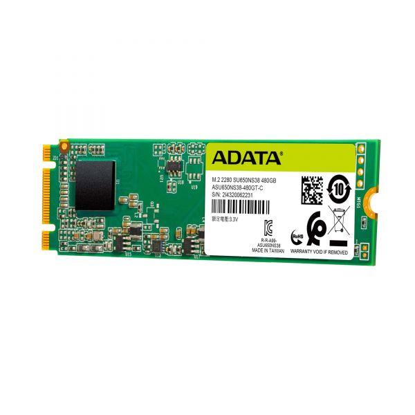 ADATA SU650 240 GB M2 2280 SATA 6GB-s SSD