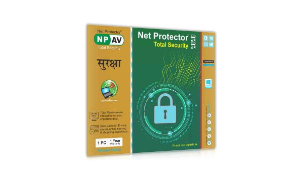 Net Protector 2020 Total Security Gold Edition - 1 PC