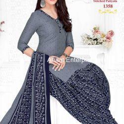 Jighyasha Dresses  Length in Meters Kurta 2-50 Mt Salwar 2-00 Dupatta 2-25  Approx in Grey Color