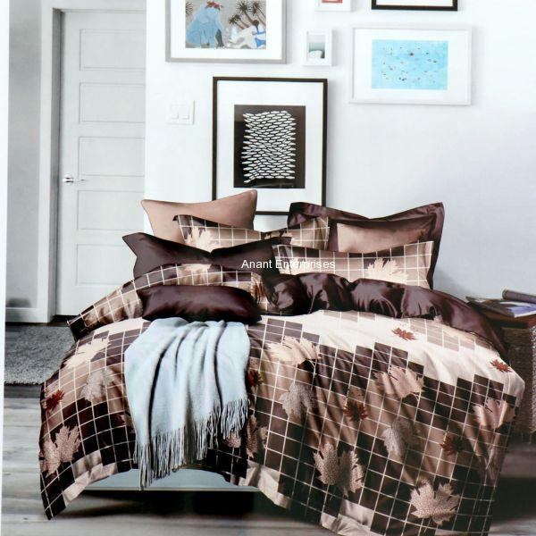 Jaipuri printed QUEEN SIZE WITH PILLOW COVER