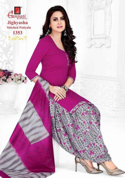 Jighyasha Dresses2 Length in Meters Kurta 2-50 Mt Salwar 2-00 Dupatta 2-25  Approx