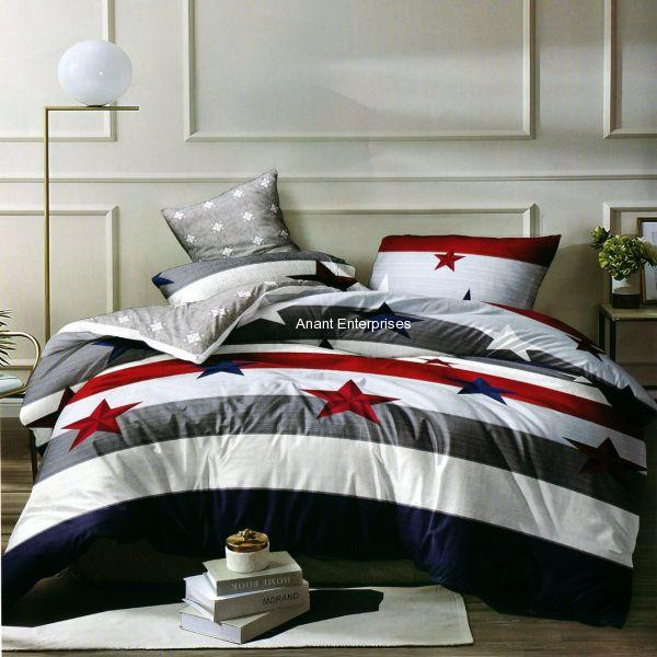 Falg smooth cotton Bedsheet