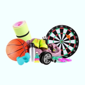 Sports, Fitness & Games